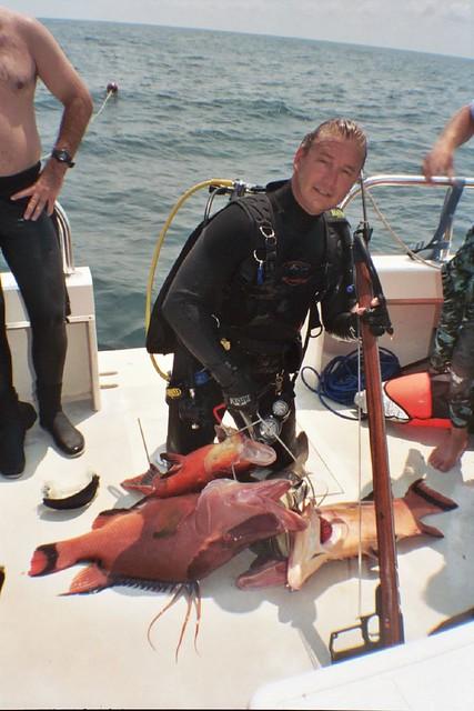 Scott corbett at frying pan shoals flickr photo sharing for Frying pan tower fishing