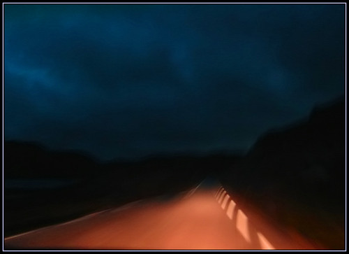 "my ""Lost Highway"""