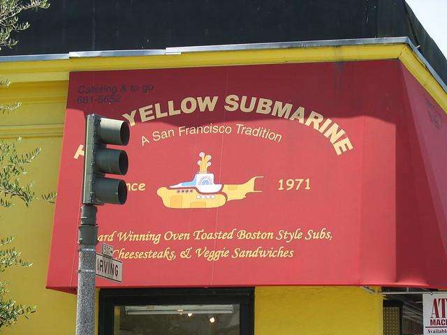 Yellow Submarine Restaurant Delray Beach