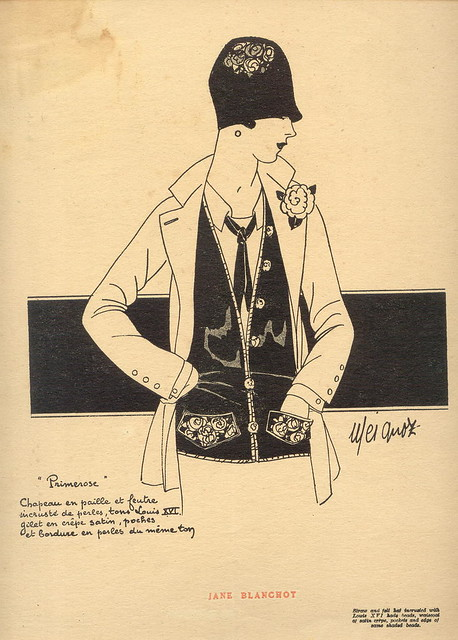 Jazz Age Fashion Flickr Photo Sharing