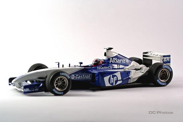 BMW Williams FW25 - 2003 Race Car