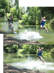 Dan's Big Splash, page 1