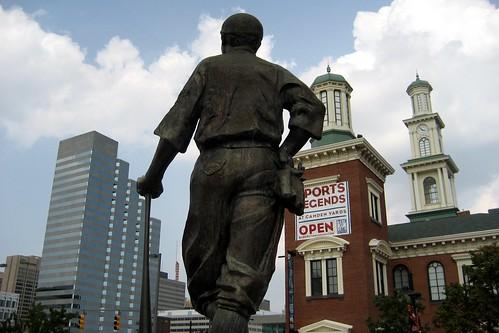 Baltimore - Camden Yards: Babe's Dream