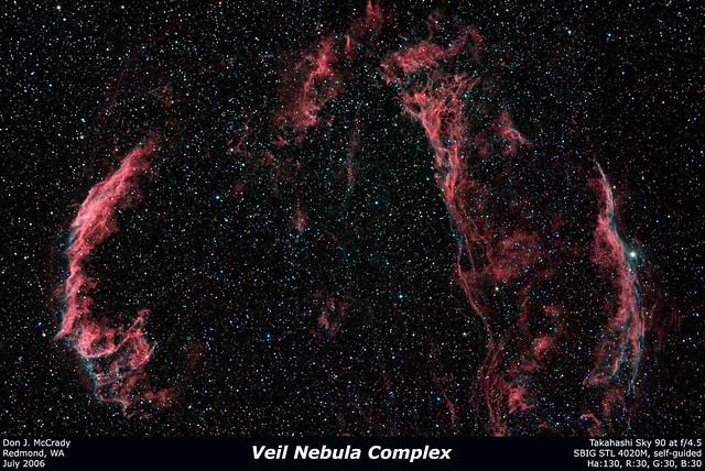 veil nebula complex - photo #8