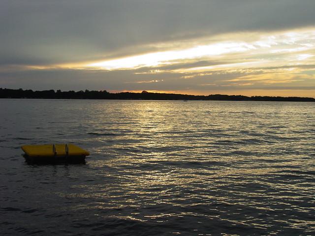 Okoboji lake house weekend flickr photo sharing for Lake okoboji fishing