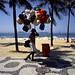 Copacabana Beach, Rio de Janeiro, 2001 by David Solomons