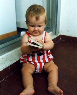 Marcel reading