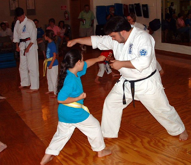 Thousand Waves Health Spa Chicago Karate
