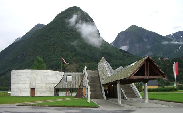 Norsk Bremuseum, Fjærland, Norway