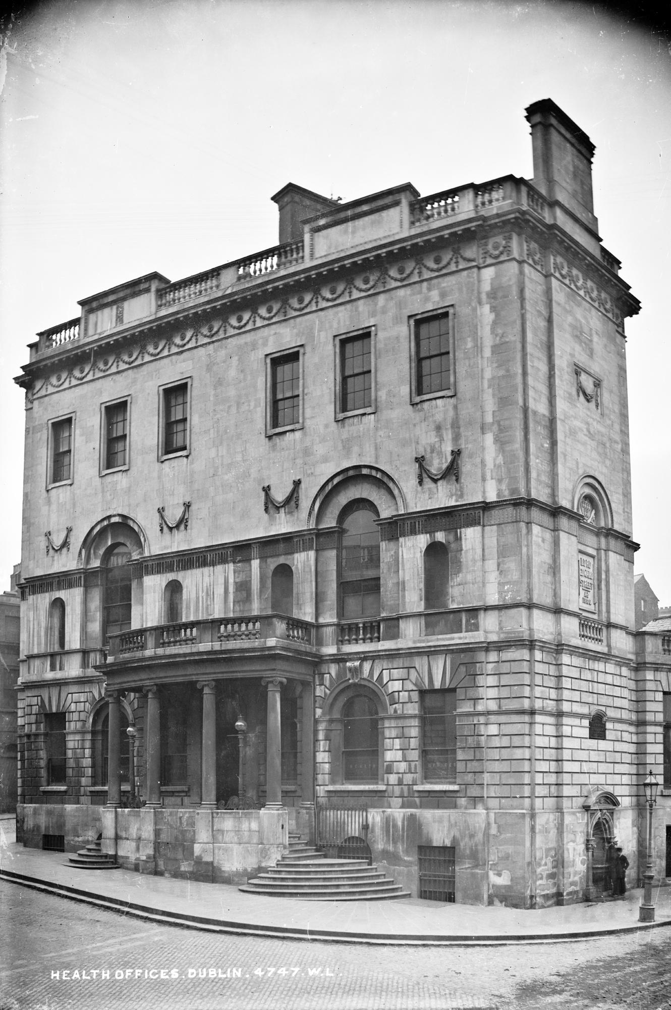 Health Offices, Dublin City, Co. Dublin