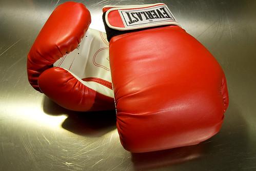 Round 1: Fight