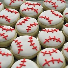 baseball minis square