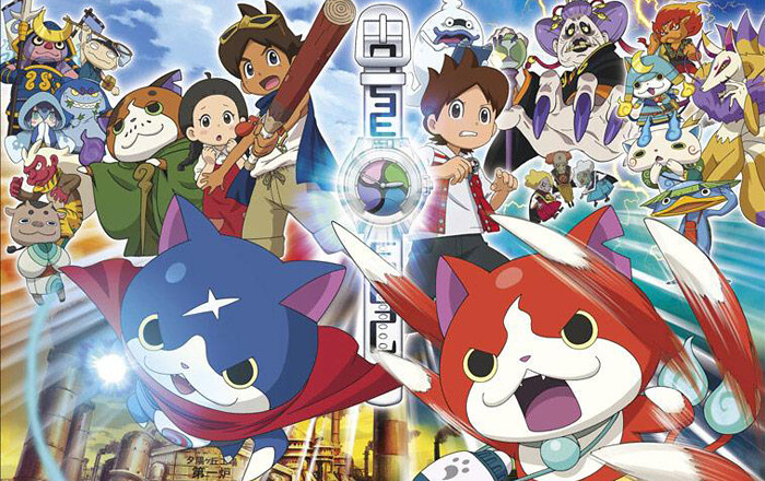 Anunciada a data de lançamento de Yo-Kai Watch na América do Norte