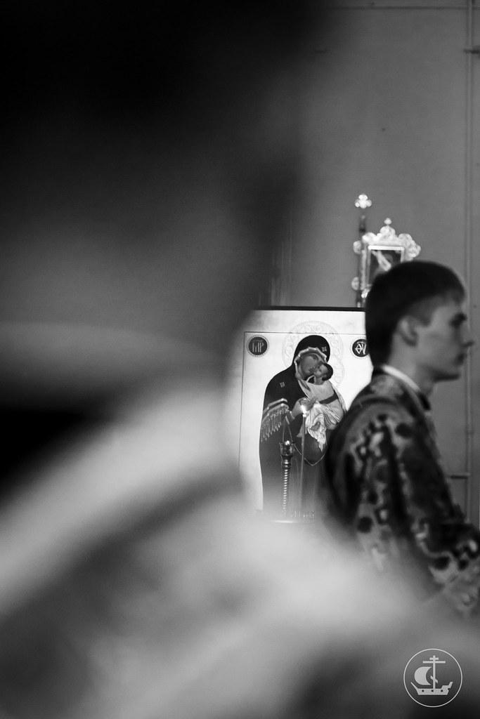 10 сентября 2015, Всенощное накануне дня памяти Усекновения главы Иоанна Предтечи / 10 September 2015, Vigil on the eve of the Beheading of the John the Baptist