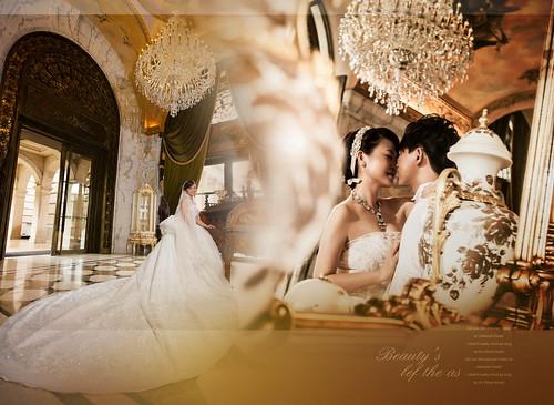 [推薦]低調政商名流的愛情故事都在高雄聖羅雅麗緻婚紗_陳美雅議員 (6)