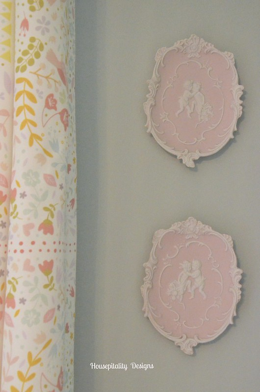 Pink Jasperware Plaques - Housepitality Designs