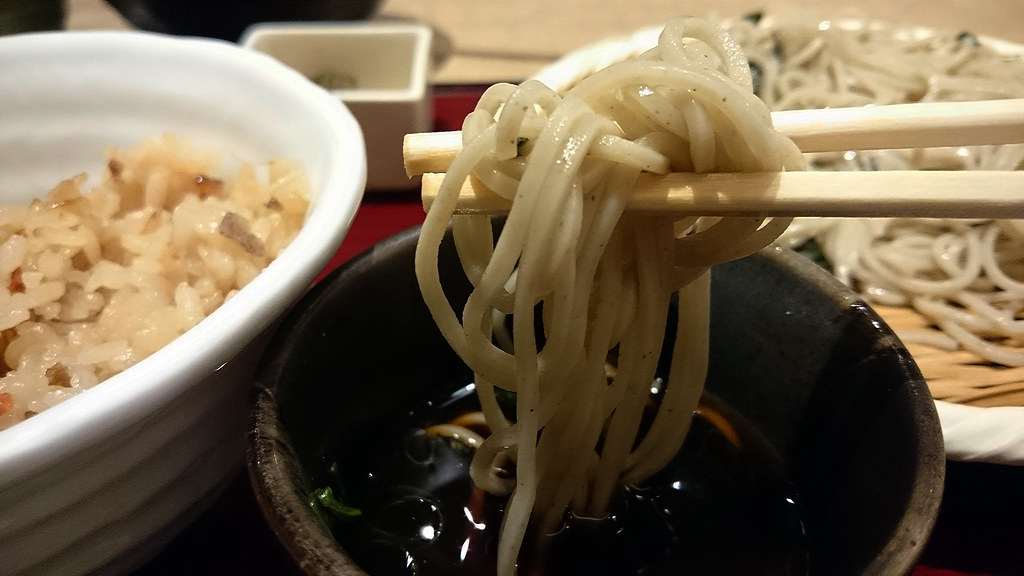 must eats in Kyoto SOBA