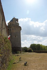 Apremont and chateau