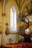 In the Loretto Chapel