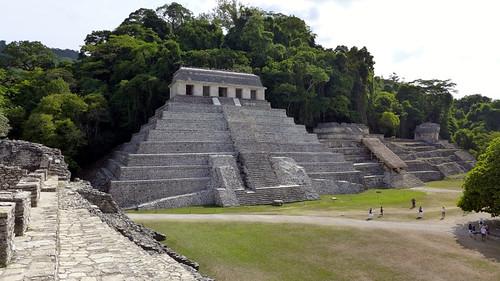 Tomba di Pakal a Palenque