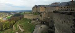 Festung Königstein (Königstein Fortress)