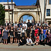 LMU School of Film & Television posted a photo:	FOF 2015 nominees gather for a group shot before the ceremony begins.
