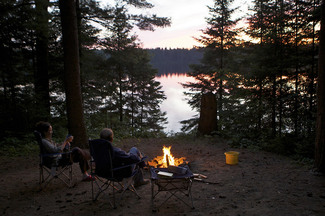 All rights reserved & Car Camping Experience at Ontario Parks