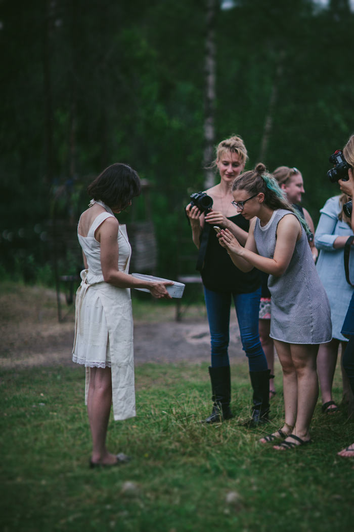 Sweden Portrait & Food Photography Workshop with Eva Kosmas Flores