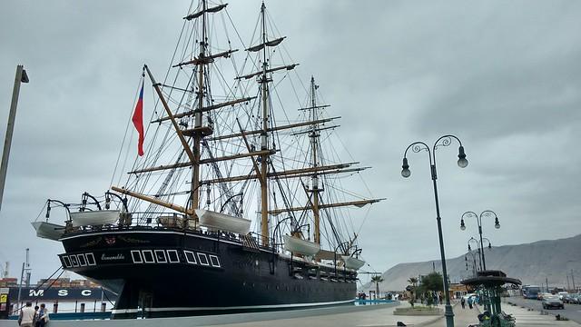 Esmeralda, Iquique, Chile