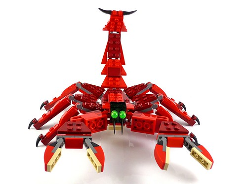 LEGO Creator 31032 Red Creatures 14