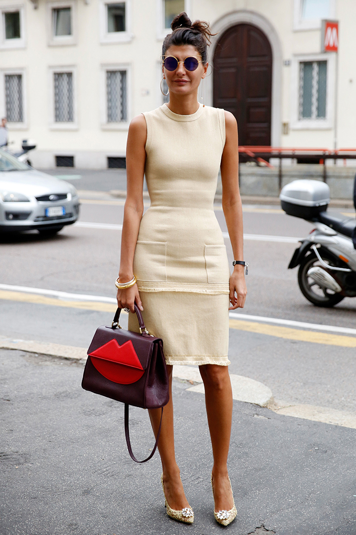 Milan Fashion Week Street Style Outfit5