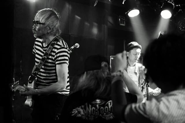 ファズの魔法使い live at Outbreak, Tokyo, 29 Sep 2015. 226