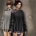 GizzA - Lulu Sweater with Shirt by Giz Seorn