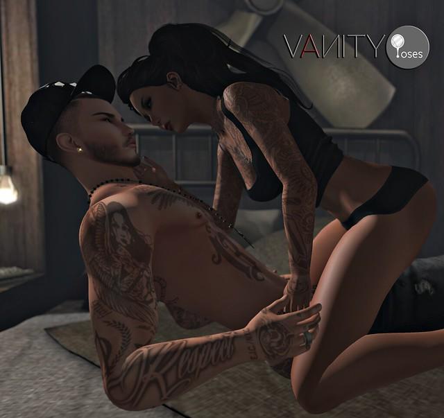Vanity Poses - Loba