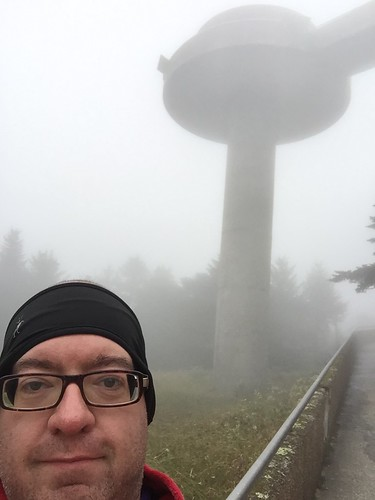 Clingman's Dome hike 1