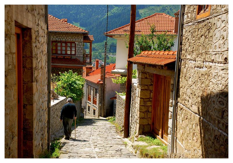 Grecia, Metsovo