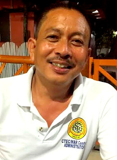 Antonio P. Villamor, President of Liga ng Baranggays
