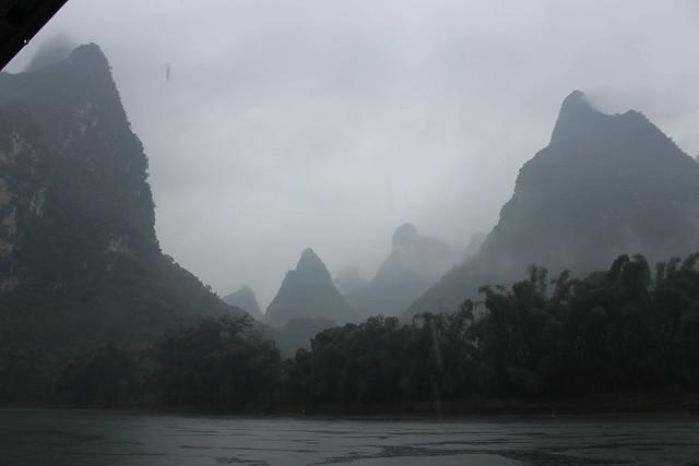 En meer bergen