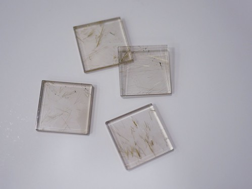 Included Quartz Squares