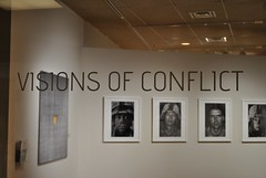 Visions of Conflict Exhibition