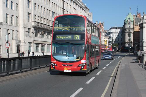 London Central WVL405 LX11CWK
