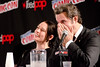 Paget Brewster and Paul F. Tompkins - Thrilling Adventure Hour - New York Comic Con 2015 - 10.10.15 by adcristal