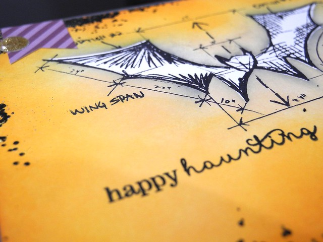 Happy Haunting (detail)