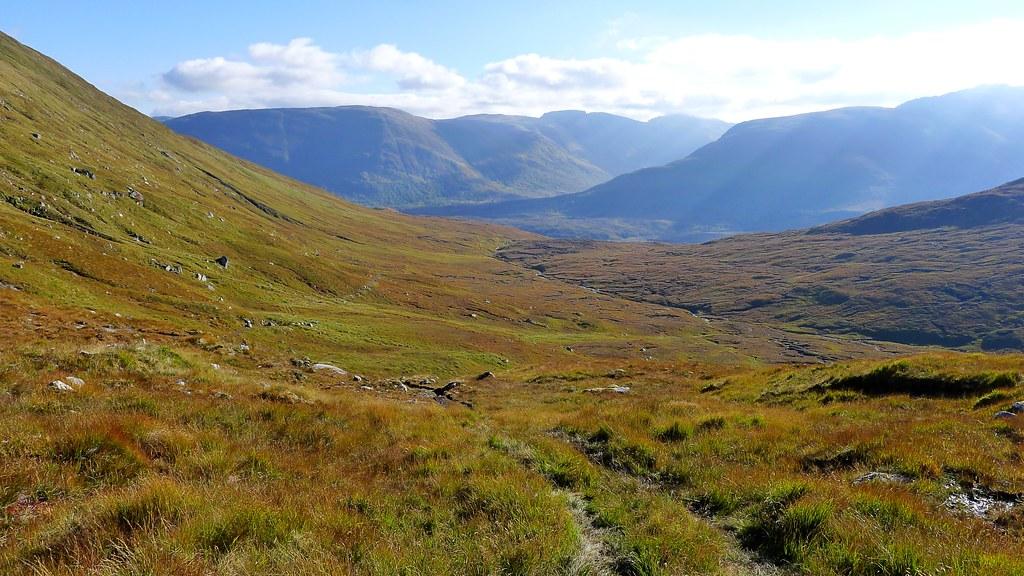 View from Coire Ghaidheil