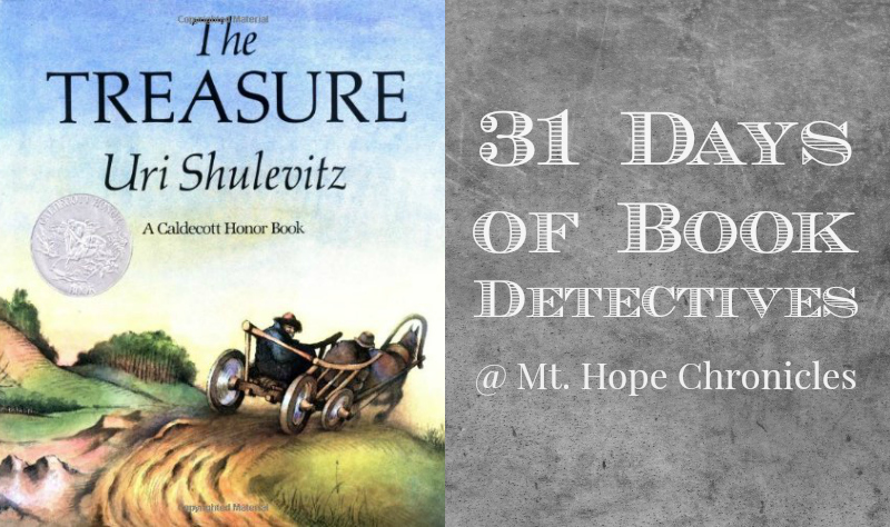 Book Detectives ~ The Treasure @ Mt. Hope Chronicles