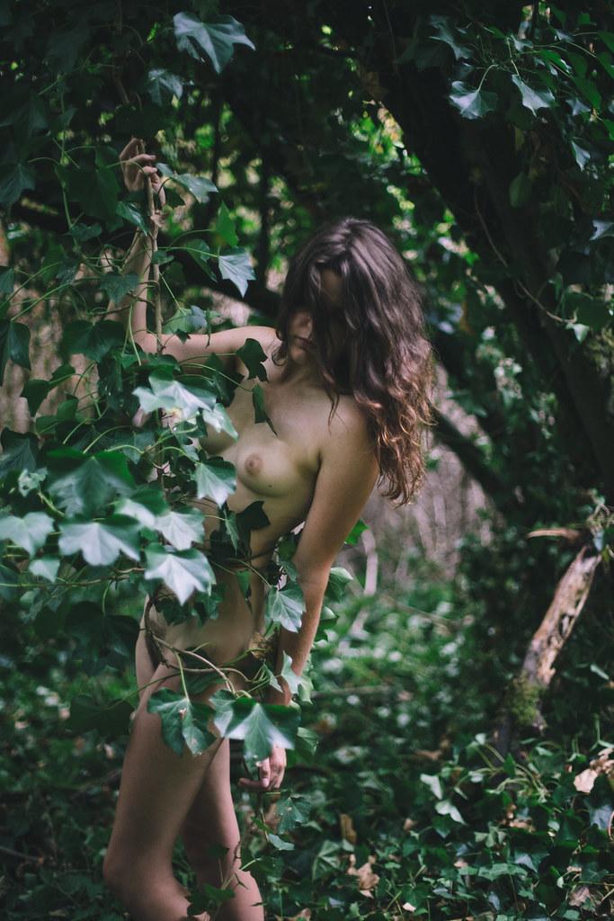 Wildbride, Outdoor Wilderness Boudoir Photography