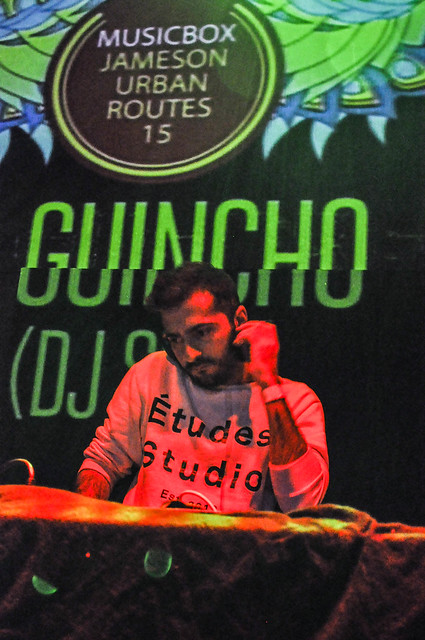 El Guincho (DJ set) @ Jameson Urban Routes