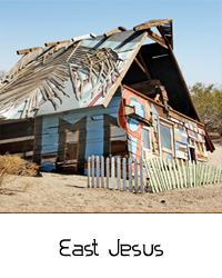 east jesus