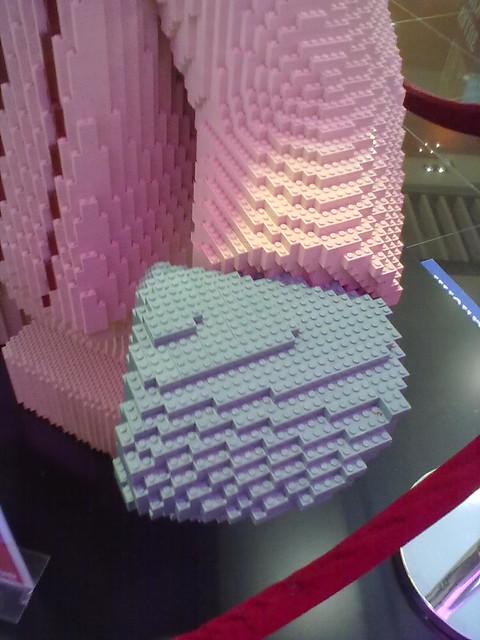 Lego Yoda 4