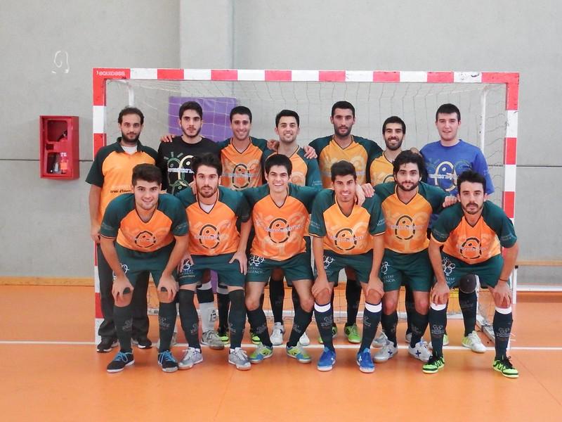 Fútbol sala masculino CADU 2015
